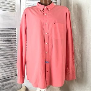 Tommy Hilfiger XXL TALL EUC button down shirt